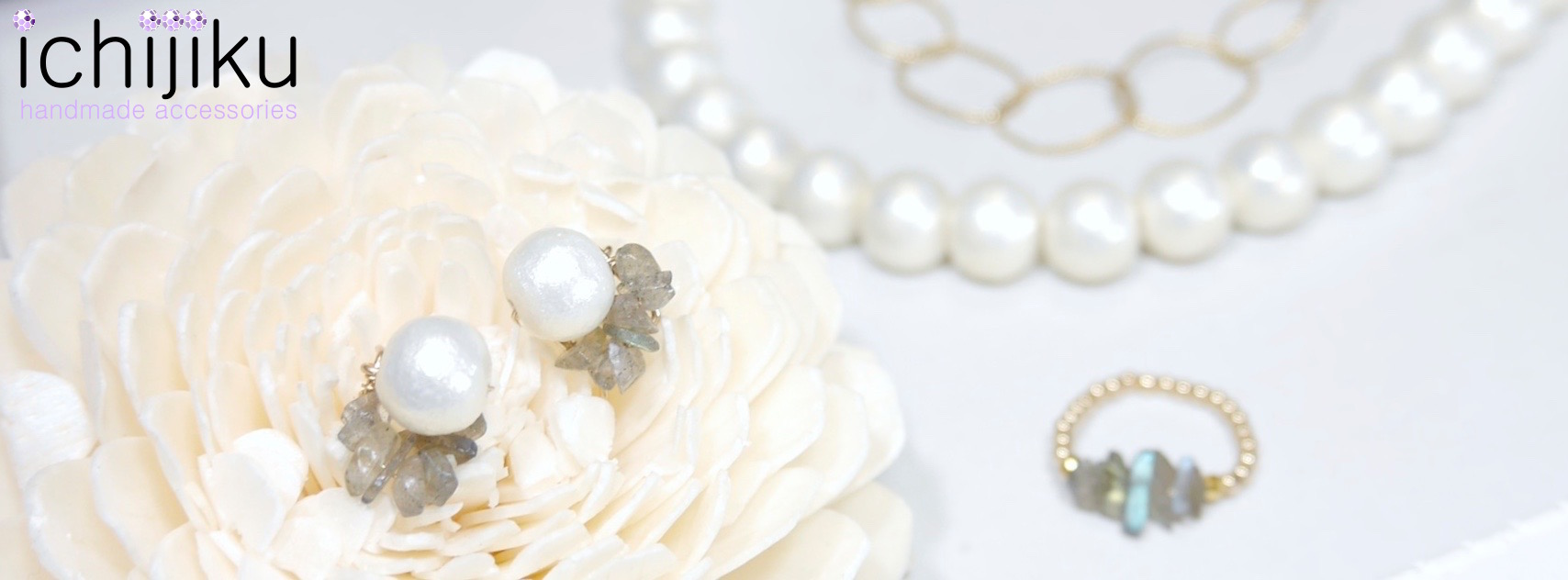 ichijiku handmade accessory)